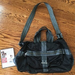 Juicy Couture Large Duffel Bag